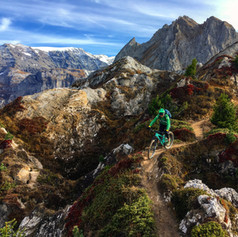 Backcountry Mountain Biking with White Room MTB