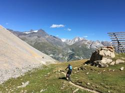 Tignes Mountain Biking