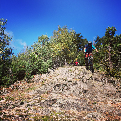 Backcountry Mountain Biking with White Room MTB