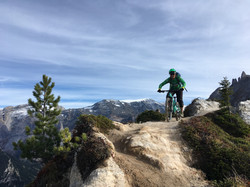 Backcountry with White Room MTB