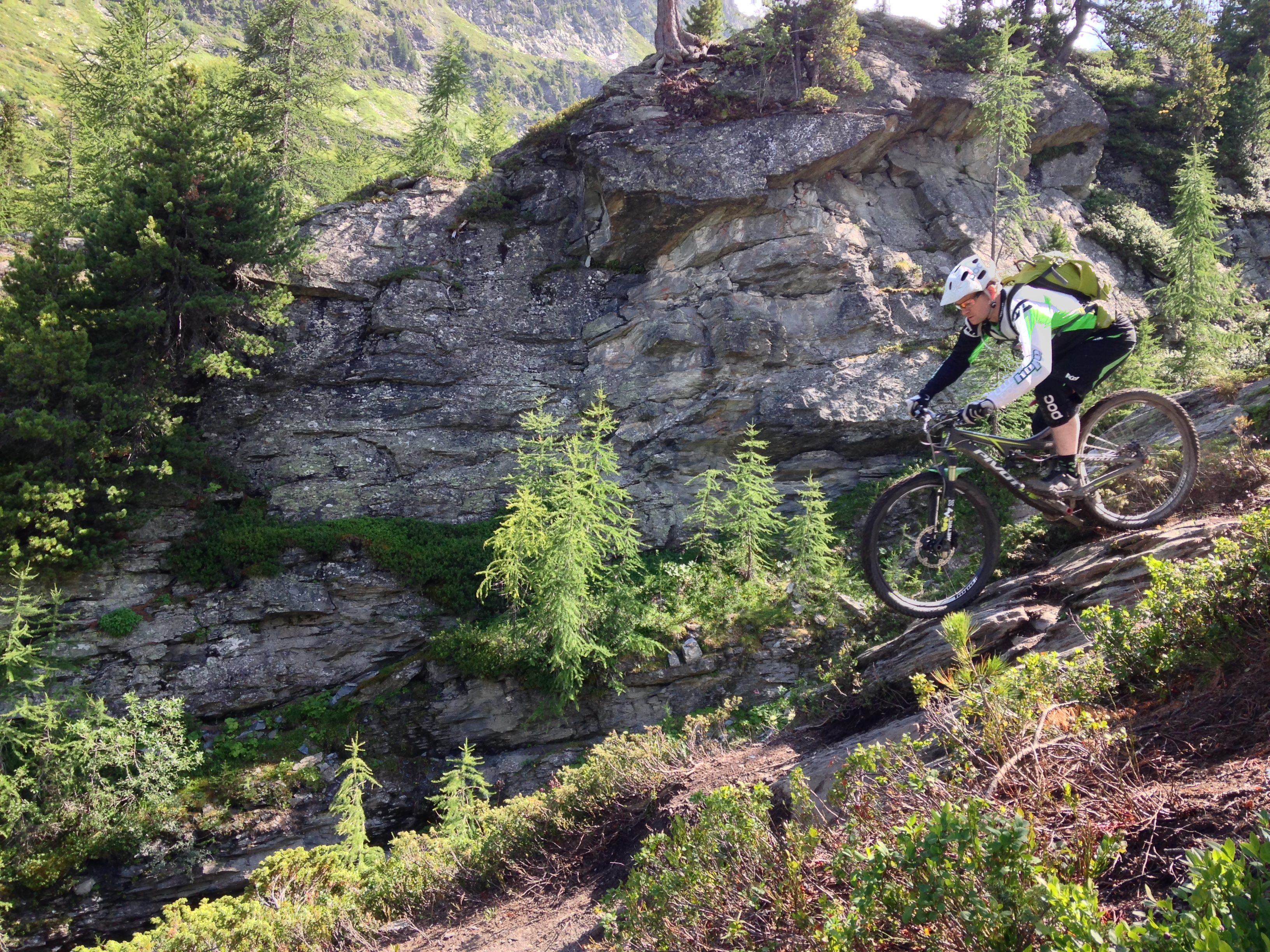 La Thuile Mountain Biking