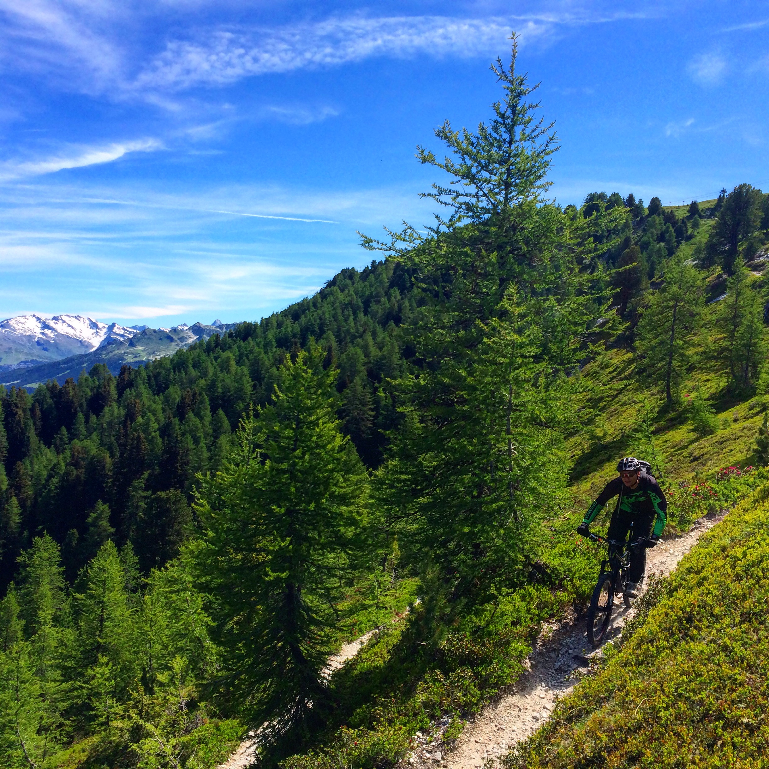 La Plagne Mountain Biking