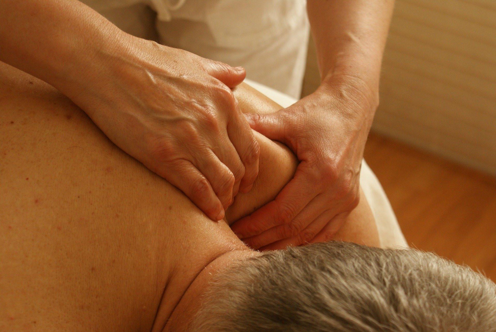 Anti-Schmerzen-Massage