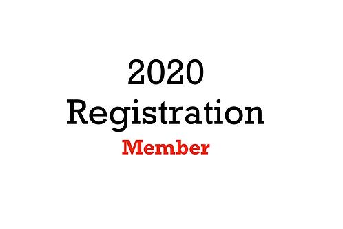 Member Registration (After March 1)