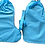 Thumbnail: Высокие бахилы на завязках/резинке (СПАНБОНД)