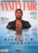 Vanity Fair November issue