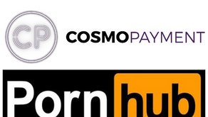 Pornhub Taps Cosmo Payment for Payment Services