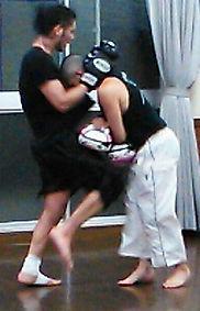 志村 キックボクシング 空手