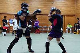 千川 空手 キックボクシング