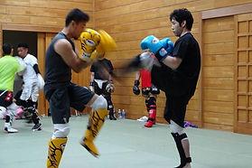千川 キックボクシング 空手
