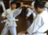 板橋区 キックボクシング 空手
