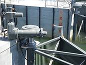 Watergates nz, Auma actuator
