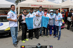Iniciacion Guatemala Team