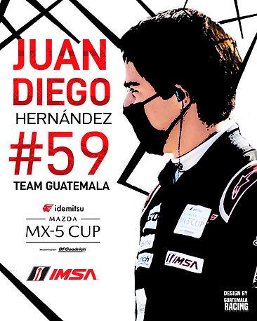 Juan Diego Hernandez Poster Redes Social