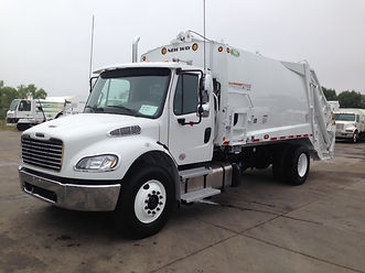 2014 Freightliner M2 New Way 20yd Rear Loader