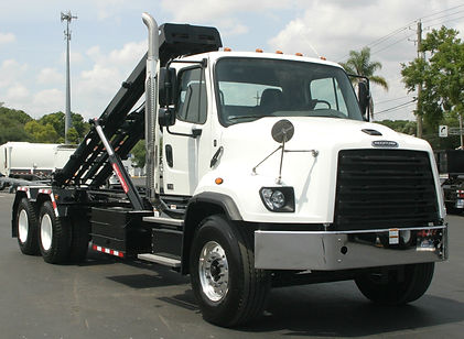 New 2020 Freightliner 114SD Galbreath 60,000lb Cable Roll Off Truck