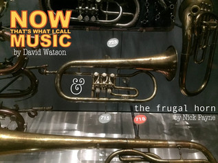Now That's What I Call Music by David Watson and The Frugal Horn by Nick Payne