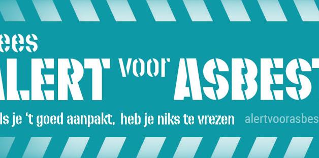 Wees alert voor asbest