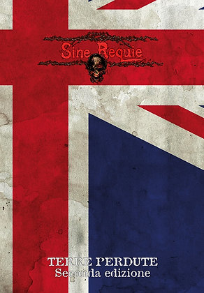 Sine Requie Anno XIII - Terre Perdute (2a Ed.)