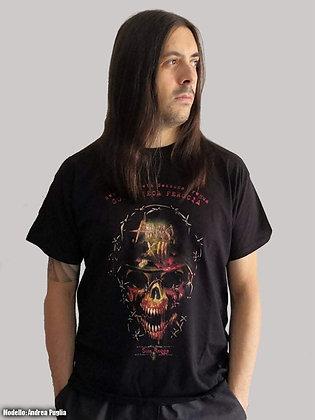 "T-Shirt Sine Requie  ""Solo_Cieca_Ferocia"""