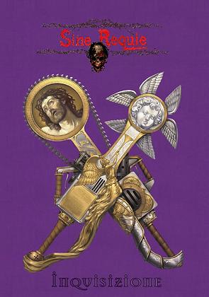 Sine Requie Anno XIII - Inquisizione