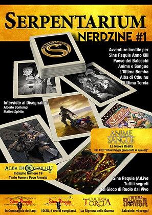 Serpentarium Nerdzine#1
