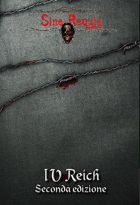 Sine Requie Anno XIII - IV Reich (2a Ed.)