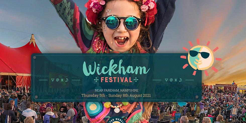 Wickham Festival - Acoustic stage