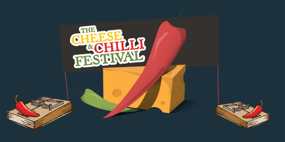 Cheese & Chilli Fest - Guildford