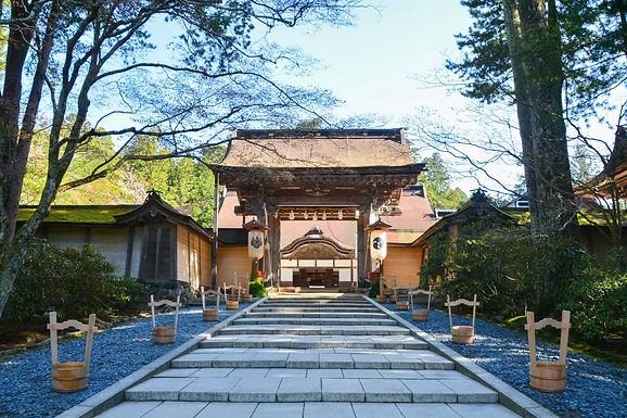 秋を感じながら、歴史をめぐる高野山 〜 日帰り旅 〜