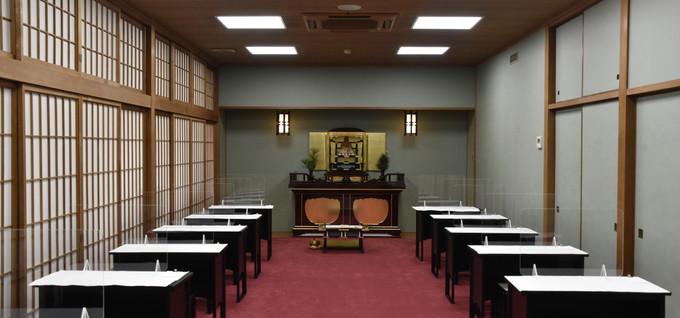 高野山写経体験