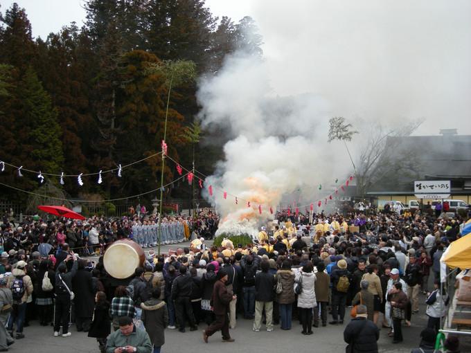 高野の火まつり