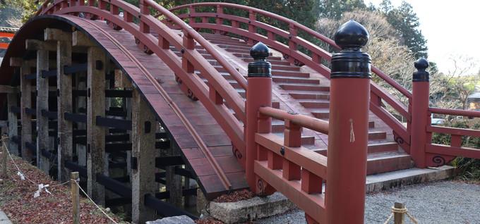 丹生都比売神社 輪橋
