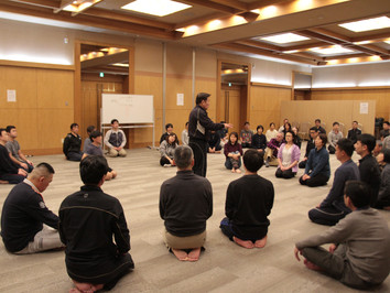 〈宇城道塾〉東京体験講習会が開催されました