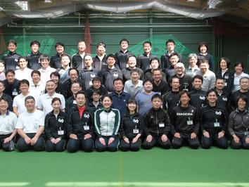 宇城道塾 2019年度 春季合同合宿が開催されました