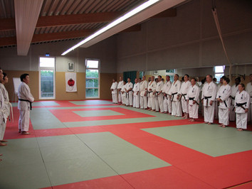 Ushiro Karate Second European Seminar