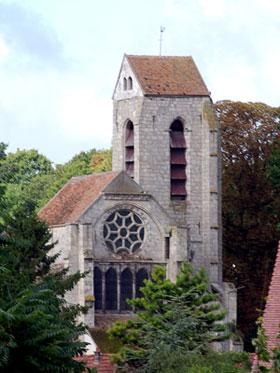 Eglise Servon