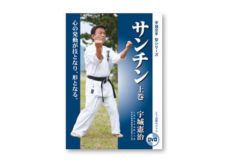SANCHIN Vol.1 Ushiro Karate (DVD)