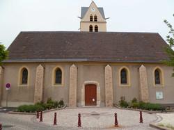 Eglise Chevry