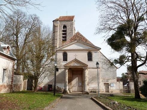 Eglise St Louis Ste Colombe Servon