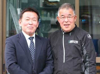 スカイラインGTーR チューニングスペシャリスト  内永 豊氏との対談 『道』204号
