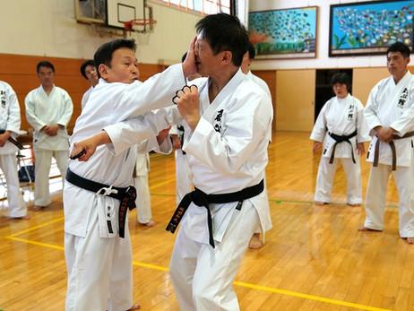 Where Ushiro Karate is going