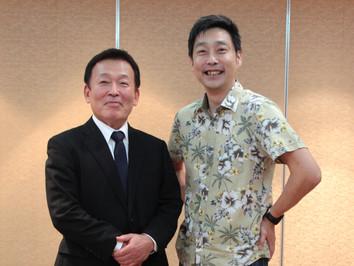 写真家 野村哲也氏との対談 『道』205号