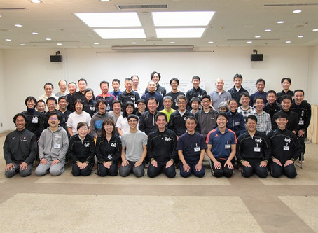 2018年 宇城道塾 各地で開催