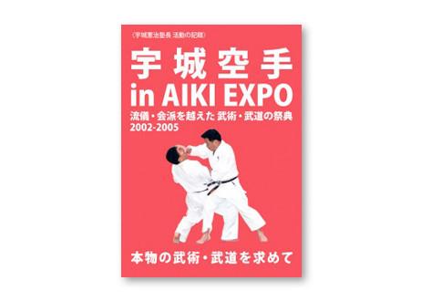Ushiro Karate at the Aiki Expo (DVD)
