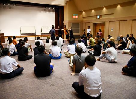 〈宇城道塾〉京都実践講演会が開催されました