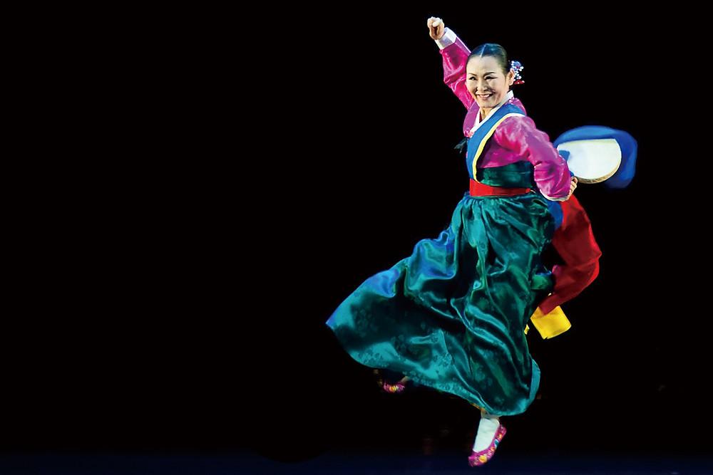 金昴先 韓国伝統舞踊