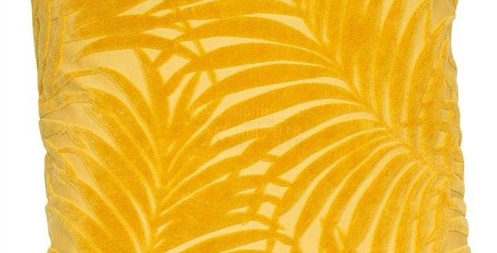 Malini Grassington Mustard Cushion