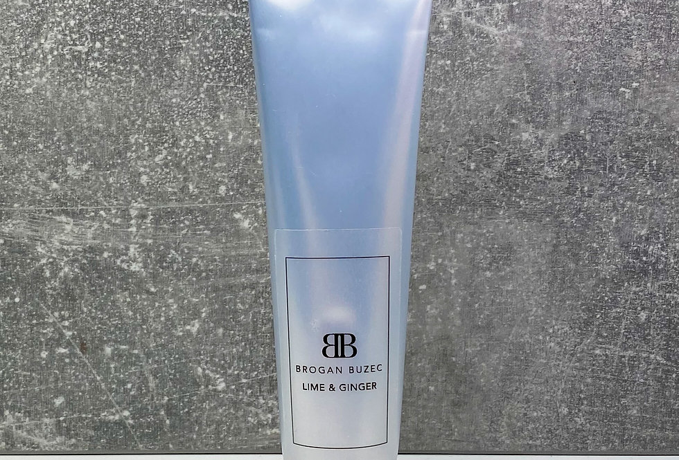 White Label BB Luxury Hand Cream | Lime & Ginger