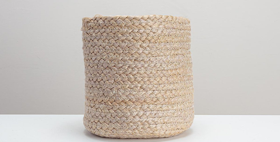 Shalia Jute Basket - Medium